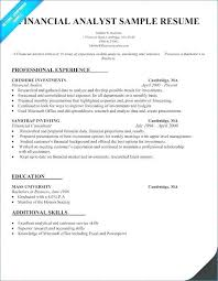 Credit Analyst Resume Example Credit Analyst Resume Sample Credit Analyst Resume Sample Credit