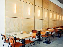simple plywood panel wall plywood