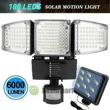 <b>Solar Sensor Light</b> Outdoor,1000Lumens Super Bright LED Motion ...