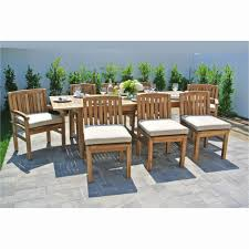 beautiful outdoor dining table with umbrella scheme of round glass top patio table
