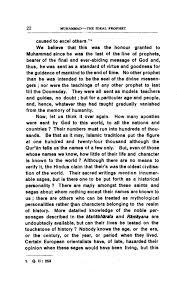muhammad sallallahu alaihi wasallam the ideal prophet by shaykh sye muhammad the ideal prophet