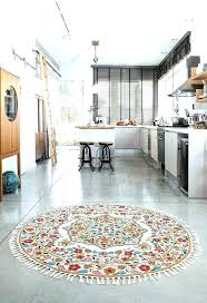 round kitchen rugs need help on what shape rug to put under round rugs round dining
