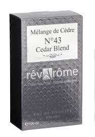 RevArome Melange de Cedre №43 Cedar <b>Blend Туалетная вода</b> ...