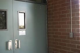 front door securityClark adopts new front door security system  Clark Chronicle