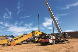Truck Cranes Remain Popular Machine Article Act