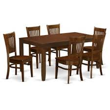lynfield 7 piece dining set by east west furniture 809 99 8