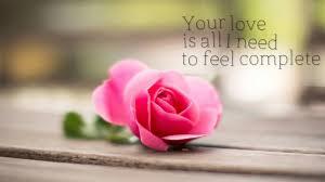 Love Feeling Quotes Hd Wallpaper 05788 Baltana