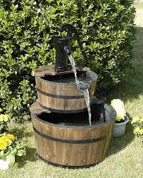 garage good looking outdoor garden fountains 11 water fountain base outdoor garden fountains for