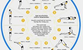 Yoga Poses For Beginners Chart Abc News