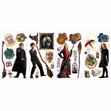 harry potter l and stick wall decals