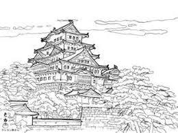 新版画の塗り絵 日本画派閥の塗り絵