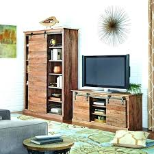 electric fireplace cabinet plans my letter sliding door hardware barn stand entertainment center arch