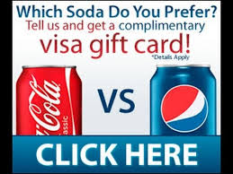 pepsi vs coke funny commercial banned vote get a visa gift  pepsi vs coke funny commercial banned vote get a visa gift card