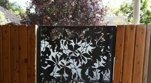 decorative metal fence panels. Metal, Steel, Laser Cut, Decorative Fencing \u0026 Gates From A Recognised Melbourne Metal Artist Designer. For Privacy, Security Beautiful House. Fence Panels Pinterest