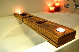 bath tray bathtub laptop tray image of bath tub tray with candle home design bath tray wooden