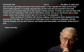 noam chomsky media control noam chomsky politics and truths noam chomsky media control