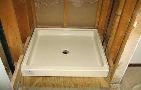 shower pan replacement full size of bathrooms on a budget downs designs ideas enchanting shower pan shower pan