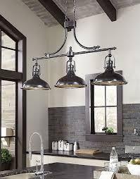 eglo 91326a pinto 1 mini pendant chrome hanging lighting fixtures for kitchen attractive joseph 3 light kitchen island pendant reviews