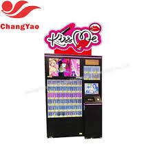 fun lipstick challenge game vending machine cosmetic lipstick vending game machine display racks makeup vending machine