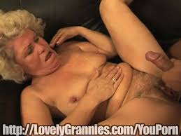You porn old women