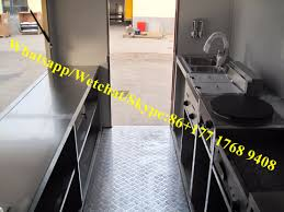best ing mobile food truck new arrival outdoor mobile food trailer