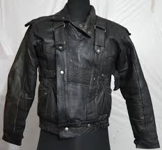 sylman men s cruiser motorcycle thick leather jacket c 18 2 kg