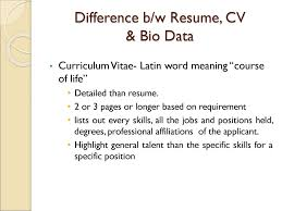 Preparation Of Curriculum Vitae Covering Letter Ppt Download