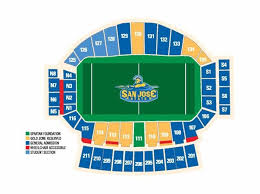 The 30 000 Seat Stadium Is Home To The Sjsu Football Team As