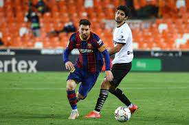 Guro reiten leads the champions league with seven. Valencia Vs Barcelona La Liga Final Score 2 3 Barca Come From Behind Win Thriller On The Road Barca Blaugranes
