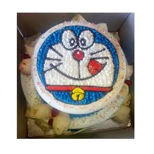 Doremon Designed Cake 1lb Raramart Nepal Online Shopping In Nepal