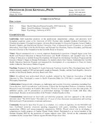 Endearing Professor Resume Examples Also Resume Format For Assistant