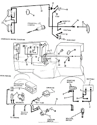 simplicity 1600157 314d, 14hp gear parts diagram for electrical Garden Tractor Ignition Wiring Diagrams Allis Chalmers Wiring Schematic D #16