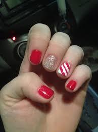 Christmas Nail Designs Shellac Christmas Shellac Nails Christmas Shellac Nails Red