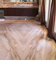 Travertine Flooring In Kitchen Travertine Slab Countertop
