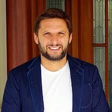 Shahid Afridi Wikipedia