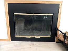 gas fireplace vent cover outside covers magnetic direct