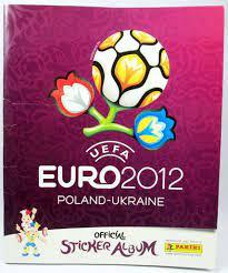 Soccer - Panini Stickers Album - UEFA Euro 2012 Poland Ukraine