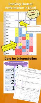 Student Grade Tracker Excel Student Grade Tracker Excel
