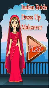 indian bride dress up makeover screenshot 4