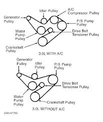 Ford bantam fan belt diagram inspirational 2001 mazda protege serpentine belt routing and timing belt diagrams