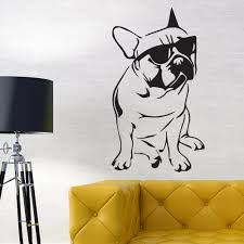 Cool Designs Ltd Amazon Com V C Designs Ltd Tm Large Cool Pug Dog Vinyl