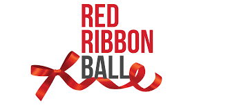 Red Ribbon Design Aids Outreach Red Ribbon Ball
