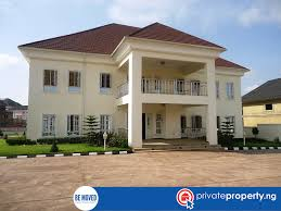 This Week, Our Featured House Is A Tastefully Finished 7 Bedroom House For  Sale At Asokoro, Abuja.