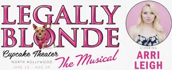 Bww Review Snaps Cupcake Theater Stages Elle Woods