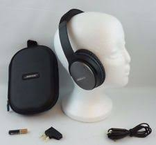 bose noise cancelling headphones case. bose quietcomfort qc25 noise cancelling headphones used good w/ case for ios