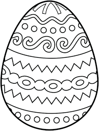 Easter Eggs Coloring Pages Luxury Eggs Coloring Pages For Print