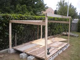 Abri De Jardin En Palette Meilleur De Chambre Jardin En Palette Comment Construire Un Abri De Jardin En Bois