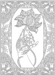 Small Picture We just had to share this unique adult coloring image with all our