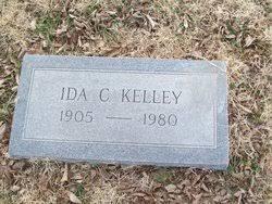 Ida Crenshaw Kelley (1905-1980) - Find A Grave Memorial