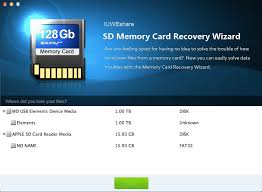 sd memory card data recovery software